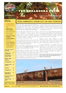 Andamooka Press Vol 7 Issue 2 Feb 2017