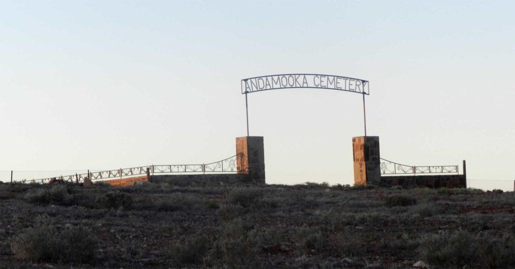 Andamooka Cemetery